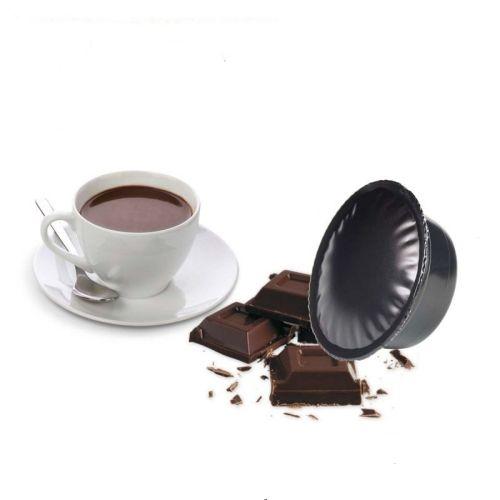 Zito Caffè Capsule Solubile Cioccolato Compatibili A Modo Mio
