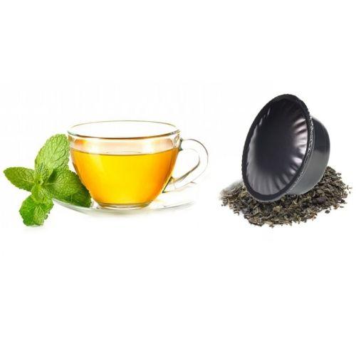Zito Caffè Capsule Solubile Tè al Limone Compatibili A Modo Mio