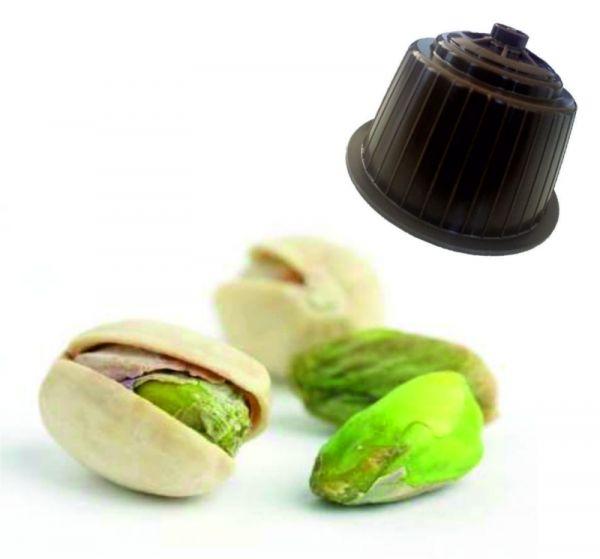 Zito Caffè Capsule Solubile Pistacchio Compatibili Dolce Gusto